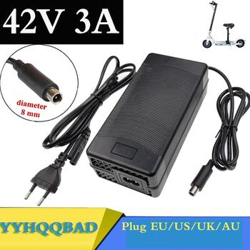 42V 3A Scooter Charger For Xiaomi Mijia M365 pro Ninebot Es1 Es2 Es4 Electric Scooter Bike Accessories Battery Charger 126 watt