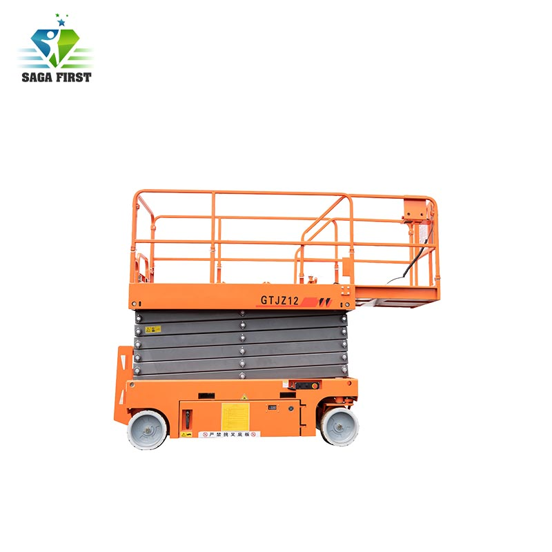 3m Light Scissor Lift Home Elevator