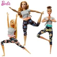 Original Barbie Brand Musician All Joints Move Set  Girl Doll Toys Birthdays Girl Gifts For Kids Boneca toys for children цена 2017