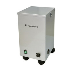 AX-SUPER800 Movable Dental Vacuum Dust Extractor Dental Lab Equipment for Dust Extraction in Dental Labs