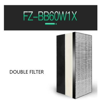 Dust Collection HEPA Filter+Deodorization And Formaldehyde Integrated Filter For FZ-BB60W1X/KC-BB60-W1/WG605/WB6/WE61 etc