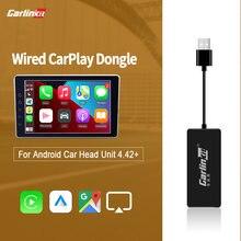Carlinkit для apple carplay android автомобильный usb ключ Автомобильная