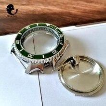 SKX007/SKX008/SKX009 Seiko-funda de reloj NH35/NH36/4R/6R, accesorios para deportes acuáticos, Ghost, carcasa modificada