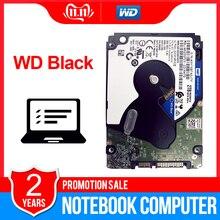 """Western Digital WD כחול 2TB 2.5 """"מחברת HDD נייד פנימי כונן קשיח 5400 סל""""ד SATA 6 Gb/s 128MB מטמון מחשב נייד מקורי"""