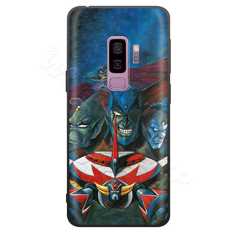 Webbedepp UFO ロボット Grendizer サムスンギャラクシー S7 S8 S9 S10 プラスエッジ注 10 8 9 A10 A20 a30 A40 A50 A60 A70
