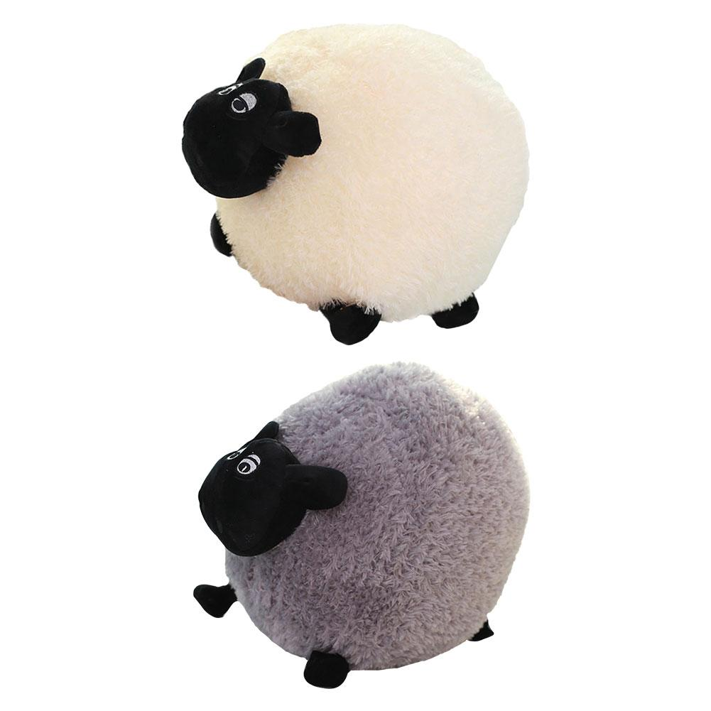 25cm 30cm Small Sheep Doll Cute Innovative Super Soft No Deform Plush Toy Soft Stuffed Animals Doll For Children Gifts In Stock
