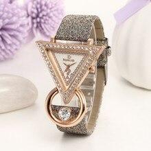 Модные повседневные женские часы с браслетом, высококачественные кварцевые часы с синим стеклом, женские часы M