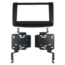 173*98MM Car Dash Frame Radio Fascia for Nissan Rogue 2DIN AutoStereo Panel kit CD Trim Installation Top Car Detector(China)