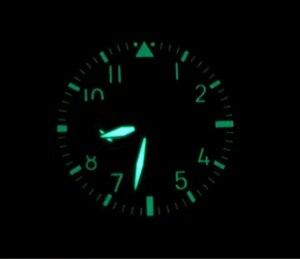 Image 5 - 44mm GEERVO שחור חיוג 17 תכשיטים אסיה 6497/3600 מכאני יד רוח תנועת גברים של שעון PVD מקרה מכאני שעון gr197a