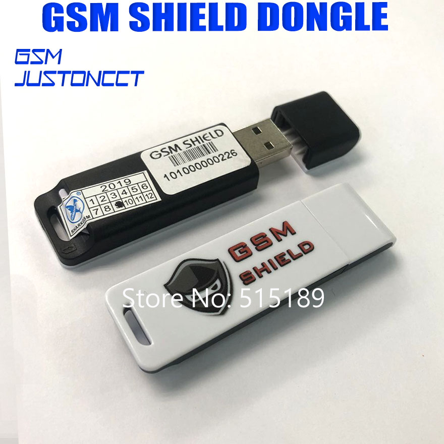 Original GSM SHIELD DONGLE Without Cridits