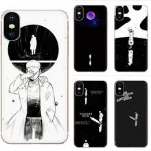Soft TPU Non-slip Rm Mono For Samsung Galaxy Note 5 8 9 S3 S4 S5 S6 S7 S8 S9 S10 5G mini Edge Plus Lite(China)