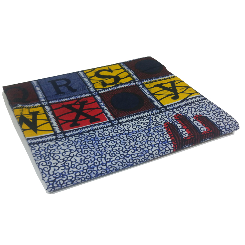 6Yard Ankara Fabric Wax African Fabric 100% Cotton High Quality African Wax Prints Fabric 2019 Soft Wax Fabric For Dress