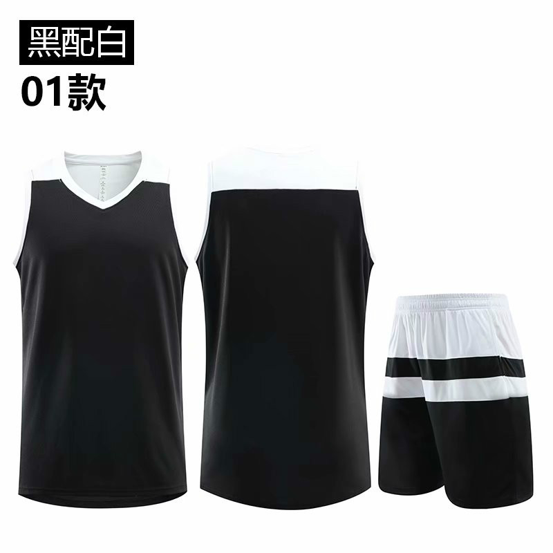 Fitness Gym Sleeveless Men's Loose Quick Dry Clothes Sports Running Night Running T-shirt Basketball Training Summer Sweatsuit