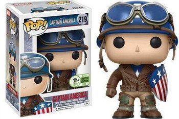 Funko POP Avengers CAPTAIN AMERICA Model Figure Collectible Model Toy for gift 1