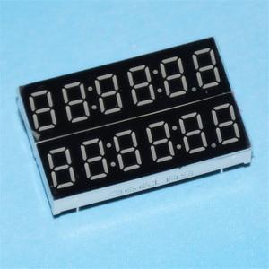 Image 4 - 2pcs LED Timer Display 6 Digits Digital Clock Display RED Cathode 7 Segment LED Display 0.36inch Timer Numbers LED Signs Display