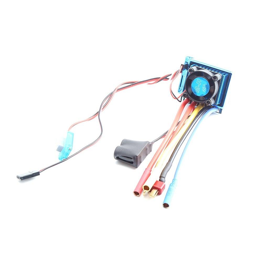 3650 3900KV Wasserdichte Bürstenlosen Motor 60A Elektronische Geschwindigkeit Control RC ESC Programmierer Karte kit für 1/10 RC Auto Lkw Modell spielzeug