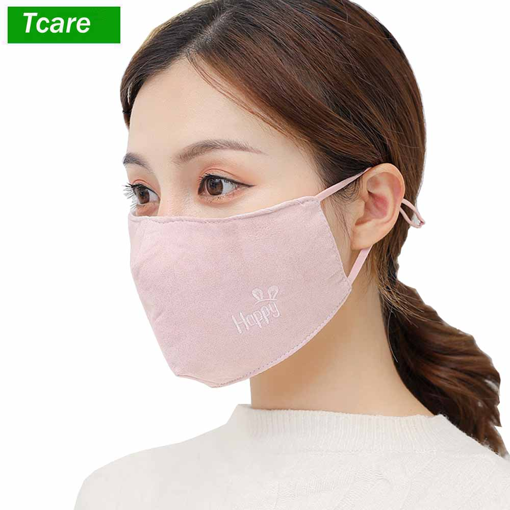 1Pcs Personality Cotton Face Mouth Mask For Breathable Mouth Mask Washable Anti Dust Mouth Mask Windproof For Men Women