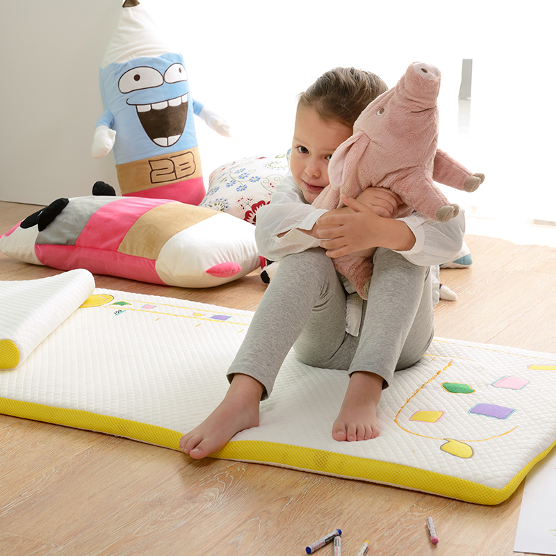Mlily Memory Foam Children Mattress Toppper For Bed Zero Pressure Orthopedic Certipur Anti Mite Bedroom Furniture