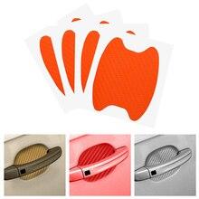 Car door bowl foil handle protective film carbon fiber scratch-resistant scratch resistance wear-resistant