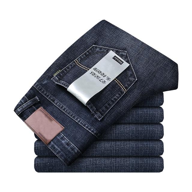 Men Classic Jeans Denim  2