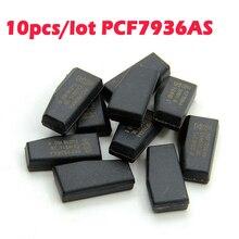 Desbloqueado ID 46 PCF 7936 CHIPS 10 unids/lote PCF7936AS PCF7936 PCF7936AS para Honda coche Chip clave nuevo ID46 Chip transpondedor en blanco