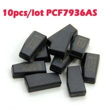 Odblokuj ID 46 PCF 7936 chipy 10 sztuk/partia PCF7936AS PCF7936 PCF7936AS dla Honda Car Key Chip nowy ID46 Chip Transponder puste Chip