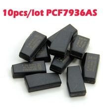 解除id 46 pcf 7936 チップ 10 ピース/ロットPCF7936AS PCF7936 PCF7936ASホンダ車のキーチップ新ID46 チップトランスポンダブランクチップ
