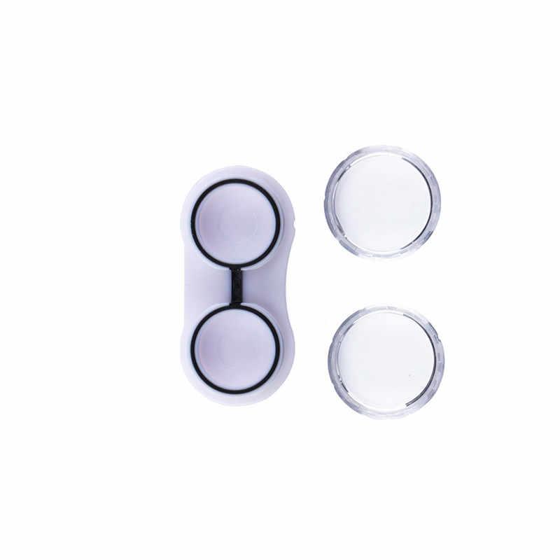 TTLIFE Bunte Kontaktlinsen Fall Wasserdicht Dicht Tragbare Mini Kontaktlinsen Lagerung Box Farbigen Auge Kontaktlinsen