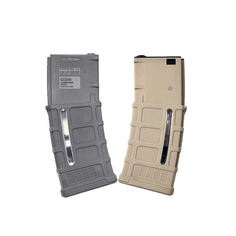 GEL BLASTERS TOY MAG For SLR Jinming M4 Jiqu 416 Water Gel Ball HK416 Nylon Mag Scar