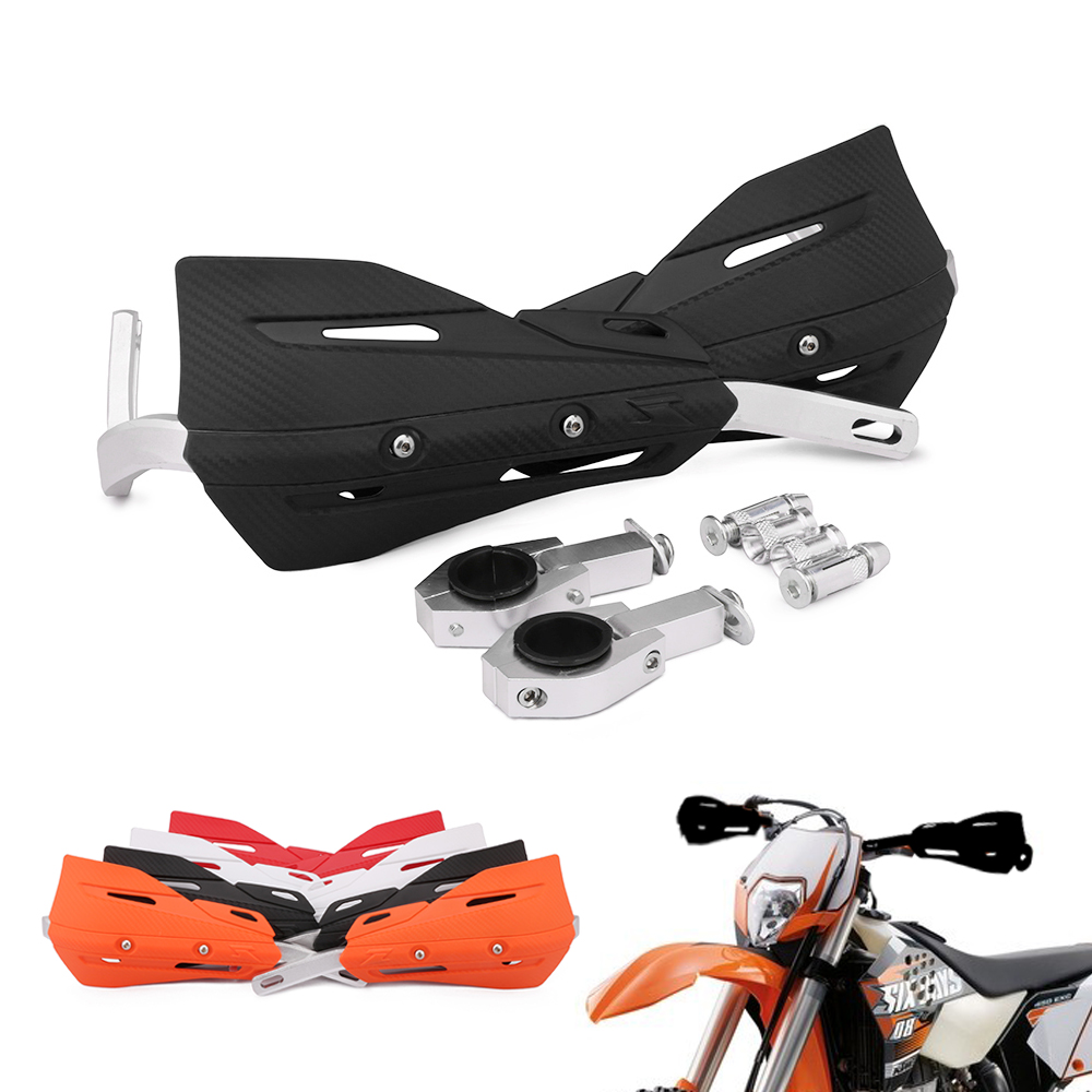 Image 3 - Motorcycle 22mm 28mm Hand Guard Handguard Protector For KTM Kayo SX SXF KLX KX KXF YZ YZF CR CRF RMZ Dirt Bike Enduro Supermoto-in Falling Protection from Automobiles & Motorcycles