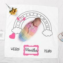 3 unidades/juego de accesorios de fotografía para Celebración de hito para recién nacido, con amplio alcance de aplicación, simplicidad, marcos de fotos para crecimiento de bebé