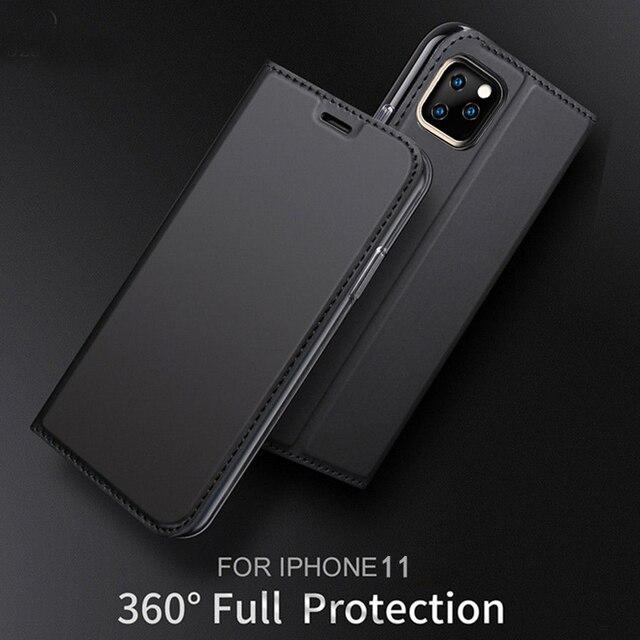 磁気革ソフトフリためcoque iphone × 8 6 s 7プラスse 2020 xr 12 11プロxsマックスカードホルダースタンドカバー