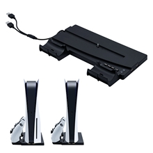 Vertical-Charger-Stand Game-Accessories Playstation Dual-Controller For Sony Charging-Docks