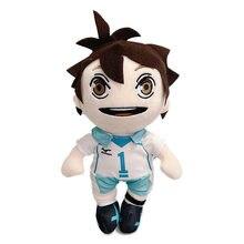 20cm anime kawaii haikyuu brinquedos de pelúcia toru oikawa hinata shoyo kageyama tooru kozume kenma bonito macio enchido bonecas