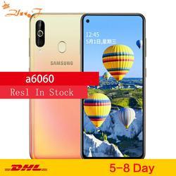 Мобильный телефон Samsung Galaxy A60 A6060 LTE, 6,3-дюймовый экран, 6 ГБ ОЗУ 128 Гб ПЗУ, Восьмиядерный процессор Snapdragon 675, камера 32 Мп + 8 Мп + 5 Мп