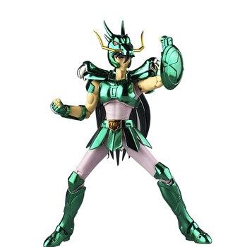 GT Model EX Saint Seiya Great Toys EX Bronze Pegasus Myth Dragon Shiryu Safety Cap Metal Armor Action Figure Model original bandai tamashii nations saint cloth myth action figure sagittarius seiya from saint seiya omega