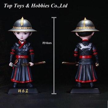 SHCC2017 1/6 Liaodong soldado General Ming storm troopers guardias imperiales conjunto completo muñeca de la figura de acción para la colección de fans