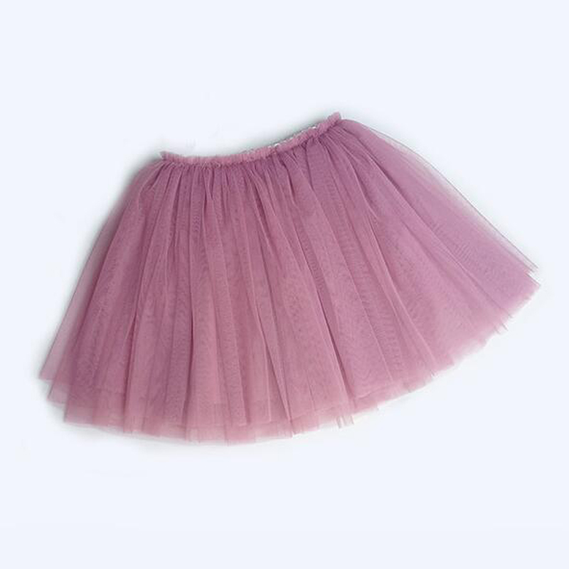 girls skirts princess lovely tutu skirts for 1-12Years kids spring summer clothes 11 color short girls lace skirts dance clothes 1