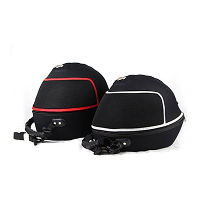 New Motorcycle Helmet Bag Rear Tail Tool luggage Bags Waterproof Portable Handbag Mo