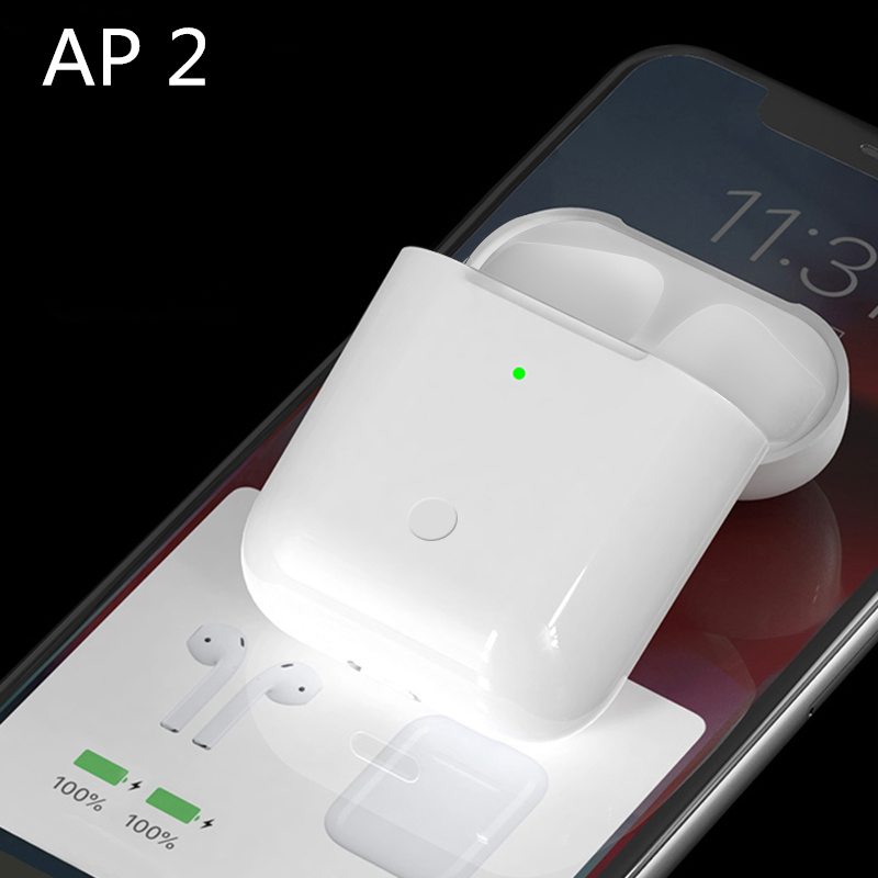Wireless Charging Airpodding 2 Original I9000 Sport Bluetooth 5.0 Earbuds Wireless Earphone Buletooth Headset With Pop Up Window