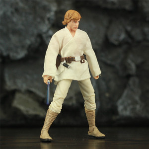 """Image 2 - SW Young Luke 6"""" Action Figure Original Black Series Collectable Wars Doll Toys"""