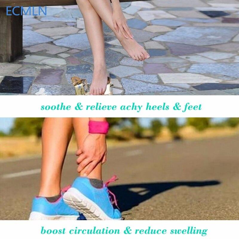 Comfort Foot Anti Fatigue women Compression socks Sleeve Elastic Men's Socks Women Relieve Swell Ankle sokken