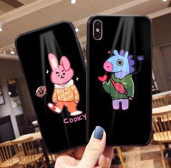 JAMULAR euforia JUNGKOOK correr Ep 33 Memes, funda para Xiaomi Mi 10 CC9 9 SE 9T Mi9T 8 Lite en Redmi Note 7 8T K30 K20 Pro7A cubierta