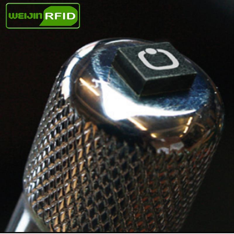 Znacznik antymetalowy UHF RFID omni-ID fit200 fit 200 915 MHz 868 MHz - Bezpieczeństwo i ochrona - Zdjęcie 5