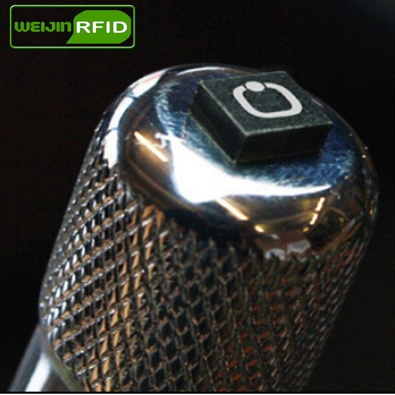 UHF RFID антыметалічны тэг omni-ID fit200 fit 200 - Бяспека і абарона - Фота 5
