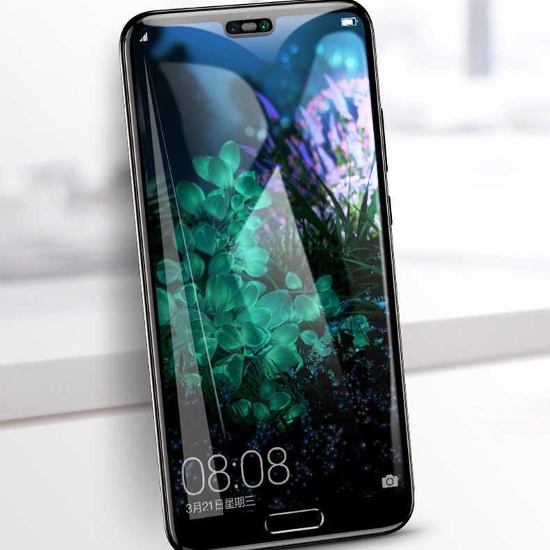 Điện Thoại Bảo Vệ Màn Hình Trong Cho Huawei P30 Lite P20 Pro 9H HD Phim Kính Huawei P10 Plus P9 Lite 2017 P Thông Minh 2019 Kính Cường Lực