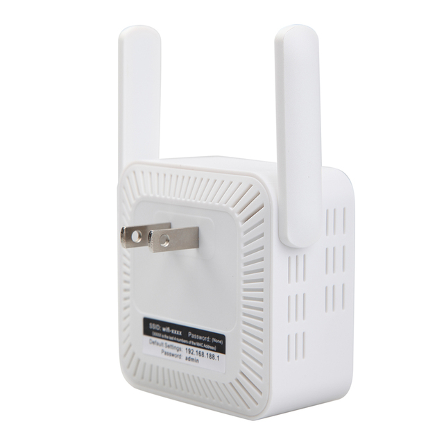 300Mbps Universal Signal Booster Portable Network Wireless Accessories Range Extender Amplifier Computer Access Point Router ABS 4