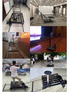 Twzz Remote-Control-Pedal-Control Camera Dolly Track Motorized Electric-Slider Movie