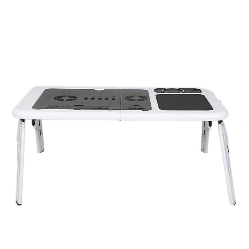 Folding Portable Laptop Desk Ergonomic Bed Laptop Stand PC Table Notebook Table Desk Stand