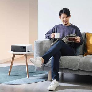 Image 5 - Xiaomi Mijia ALPD3.0 Máy Chiếu Laser 2400 ANSI Lumens Độ Phân Giải Màn Hình 150 Inch Wifi Bluetooth Đôi Loa 10W